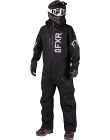 FXR Recruit Lite Monosuit Black