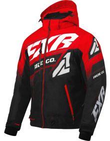 FXR Boost FX Jacket Black/Red/White