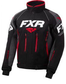 FXR Adrenaline Jacket Black/Charcoal/Red