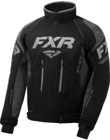 FXR Adrenaline Jacket Black/Charcoal/Grey