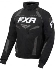 FXR Octane Jacket Black