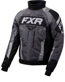 FXR Octane Jacket Charcoal/Black/Grey