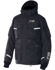FXR Excursion Ice Pro RL Jacket Black