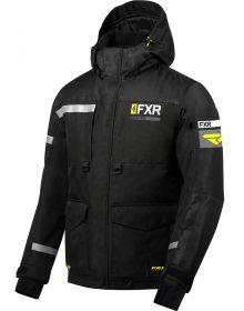 FXR Excursion Ice Pro Jacket Black/Hi Vis