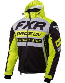 FXR RRX Jacket Grey/Hi Vis/Black