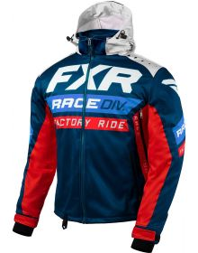 FXR RRX Jacket Navy/Red/White/Blue