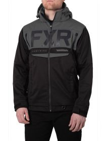 FXR Helium Ride Softshell Jacket Black Ops