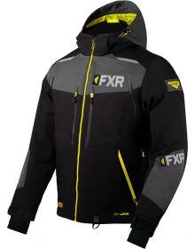 FXR Renegade Softshell Jacket Black/Hi Vis