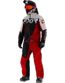 FXR Ranger Instrinct Lite Monosuit Black/Red/White/Camo