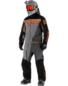 FXR Ranger Instrinct Lite Monosuit Grey/Charcoal/Black/Orange
