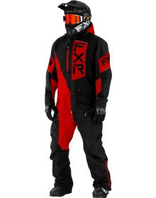 FXR Recruit Lite Monosuit Black/Red