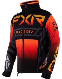 FXR Cold Cross RR Jacket Black/Charcoal/Orange/Inferno