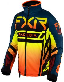 FXR Cold Cross RR Jacket Slate/Inferno/Black