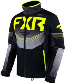 FXR Cold Cross RR Jacket Black/Charcoal/Hi-Vis