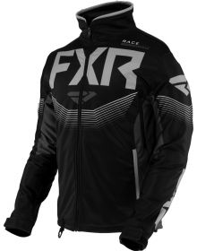 FXR Cold Cross RR Jacket Black/Charcoal/Grey