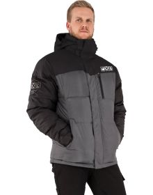FXR Elevation Synthetic Down Down Jacket Heather Grey/Black