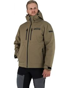 FXR Task Insulated Softshell Jacket Canvas