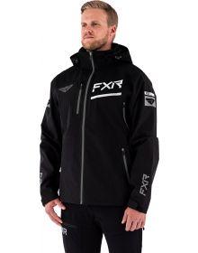 FXR Renegade Tri-Laminate Jacket Black