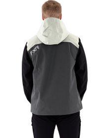 FXR Renegade Tri-Laminate Jacket Charcoal/Bone