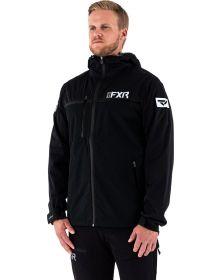 FXR Force Dual-Laminate Jacket Black
