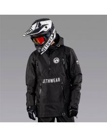 Jethwear Flight Anorak Snowmobile Jacket Black