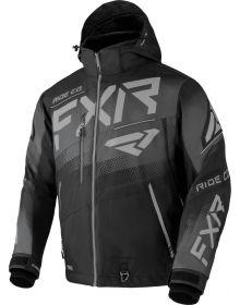 FXR 2022 Boost FX Snowmobile Jacket Black/Char/Grey