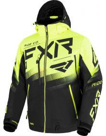 FXR 2022 Boost FX Snowmobile Jacket Black/Hi Vis