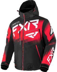 FXR 2022 Boost FX Snowmobile Jacket Black/Red/White
