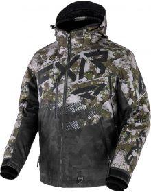FXR 2022 Boost FX Snowmobile Jacket Army Camo/Black Camo