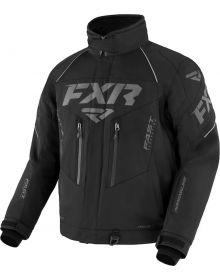 FXR 2022 Adrenaline Snowmobile Jacket Black Ops