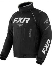 FXR 2022 Octane Snowmobile Jacket Black
