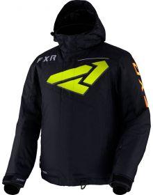FXR 2022 Fuel LE Snowmobile Jacket Black/Inferno