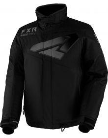 FXR 2022 Fuel Snowmobile Jacket Black Ops