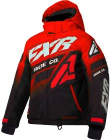 FXR Boost Toddler jacket Red/Black/White