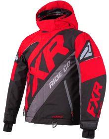 FXR CX Toddler Jacket Lava/Black/Charcoal