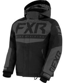 FXR Helium Youth Jacket Black Ops