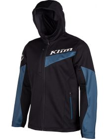 Klim Transition Hooded Youth Jacket Petrol