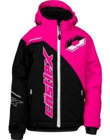 Castle X Stance G2 Youth Jacket Black/Pink