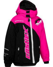 Castle X Stance G2 Toddler Jacket Black/Pink