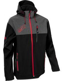 Castle X Barrier Jacket Red/Black