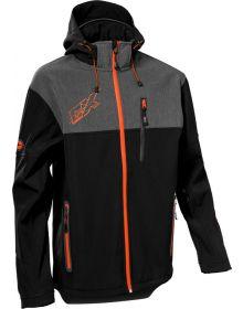 Castle X Barrier Jacket Orange/Black
