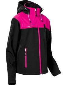 Castle X Barrier Womens Jacket Pink/Black