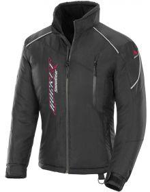 Rocket Snow Gear Storm XC Womens Snowmobile Jacket Black/Black