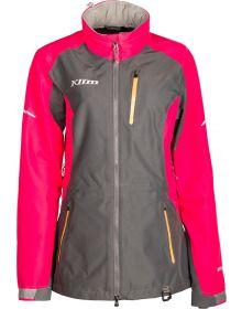 Klim 2019 Alpine Womens Parka Pink