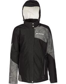 Klim 2019 Allure Womens Jacket Black/Gray