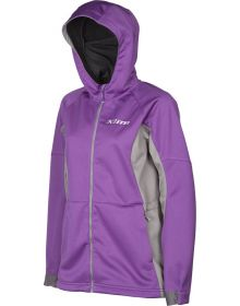 Klim 2019 Evolution Womens Hoodie Purple