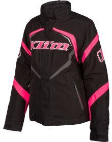 Klim Spark Womens Jacket Knockout Pink