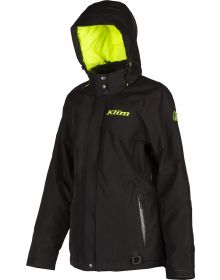 Klim Allure Womens Jacket Black