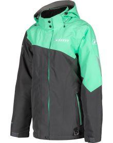 Klim 2021 Allure Womens Jacket Wintermint