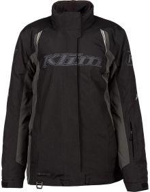 Klim 2021 Strata Womens Jacket Black/Asphalt